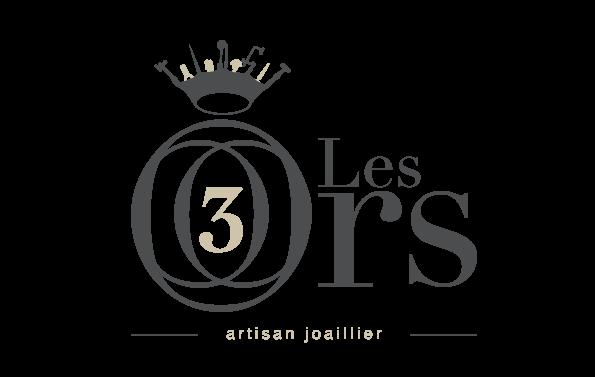 Logo de la Joaillerie Les 3 Ors de Cannes